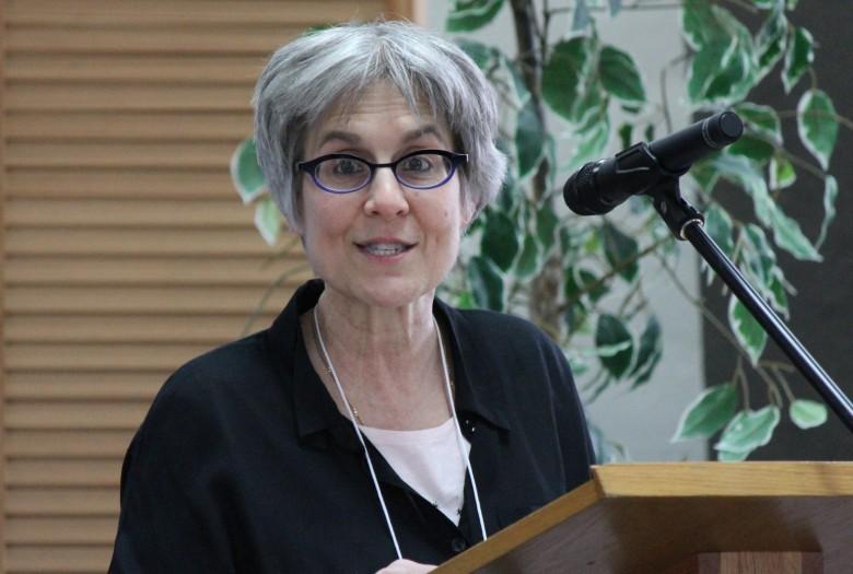 Lucia Ferretti, historienne et professeure