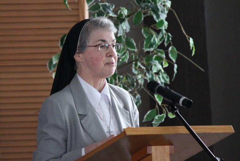 Soeur Carmelle Bisson (Augustines de l'Hôtel-Dieu de Québec)
