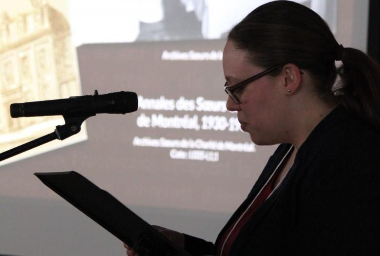 Archives à voix haute : L'héritage d'hier vivant aujourd'hui