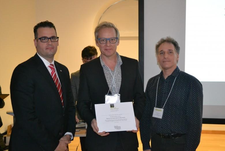 Musée des beaux-arts de Montréal, mention spéciale du jury, catégorie Mise en valeur