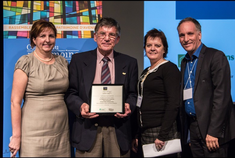 Mention du jury - Restauration