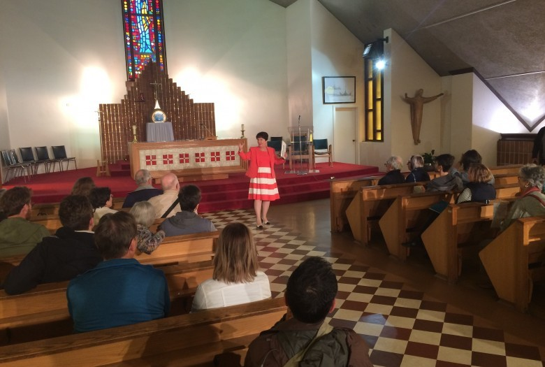 Guided tour, Notre-Dame-du-Bel-Amour Church, Montreal
