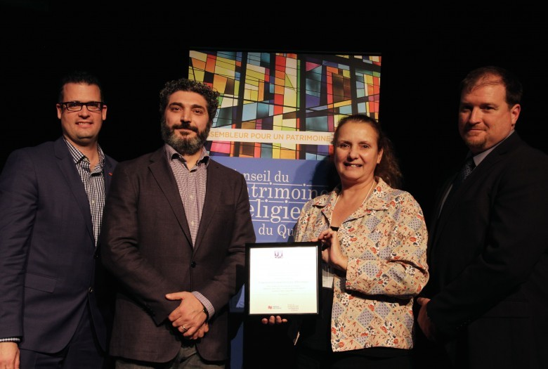 Organisme Communautique (Montréal), mention spéciale du jury dans la catégorie Mise en valeur