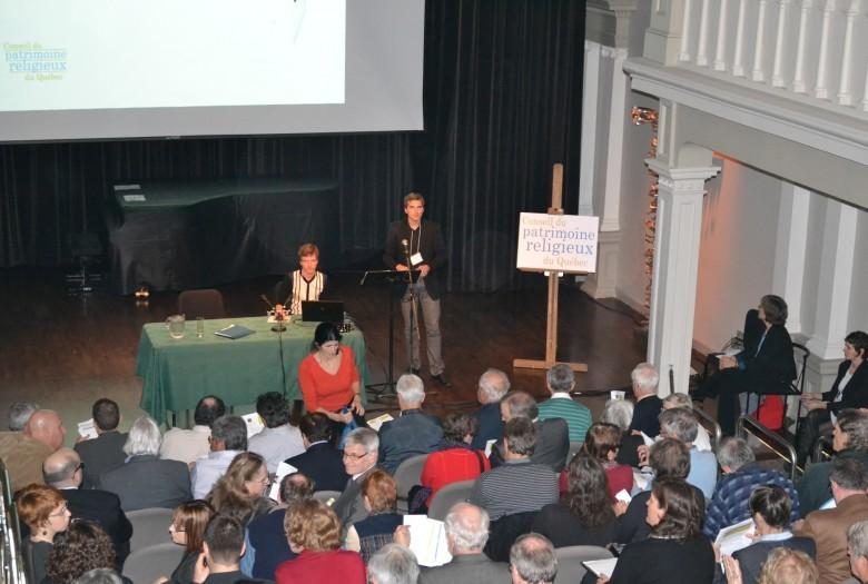 Forum sur le patrimoine religieux 2012