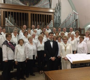 Benefit Concert for the organ of Saint-Zephirin's church