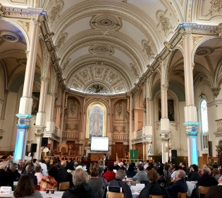 Saving churches: Possible solutions are advanced at a forum