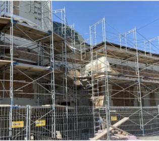 Les travaux de rénovation de la cathédrale d'Amos sont lancés