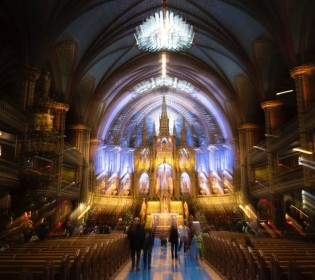 Québec faces the challenge of restoring churches while protecting them