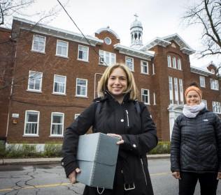 Le riche héritage archivistique des soeurs de Sainte-Anne