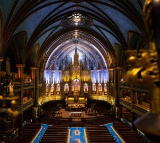 Ottawa verse 1 million à la basilique Notre-Dame