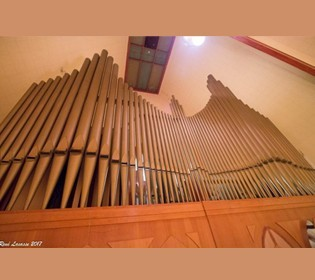 A free concert to inaugurate the organ offered to the parish of Val-d'Or