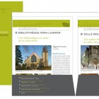 Ten Examplary Cases of Reinvented Churches in Quebec