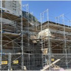 Renovation work on Amos Cathedral has started