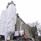 Major work begins at the Saint-Esprit-de-Rosemont church