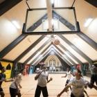 Former des jeunes pour la NBA… et la vie