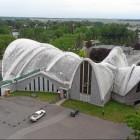 Des travaux majeurs sur la toiture de la cathédrale de Nicolet