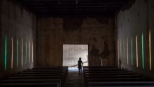 An unused church left to abandon  (AFP or licensors)