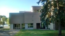 Pavillon des archives situé à Sainte-Dorothée, Laval